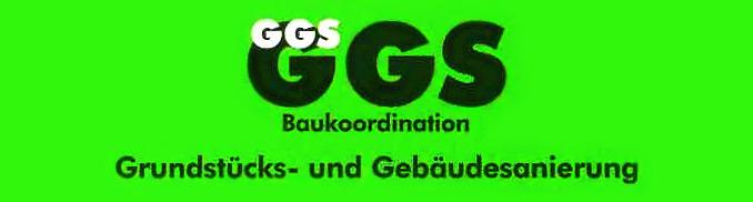 GGS - Grundstücks- und Gebäudesanierung - Logo